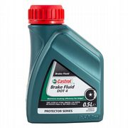 Castrol Brake Fluid Dot4 500ml